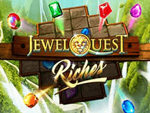 Играть в Jewel Quest Riches на сайте Фараон онлайн